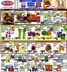 Key Food Weekly Ad October 12 - October 18, 2018. Top Round London Broil