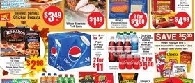 Marc's Weekly Flyer October 3 – October 9, 2018. Fall Into Savings!