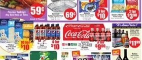Marc's Weekly Flyer October 24 – October 30, 2018. Prices So Low It's Scary!