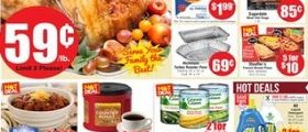 Marc's Weekly Ad October 31 – November 6, 2018. Fall Savings!