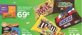 Rite Aid Weekly Flyer October 14 – October 20, 2018. Big Candy Brands, Small Prices!