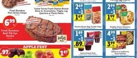 Save Mart Weekly Deals October 3 – October 9, 2018. Stock Up & Save!