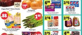 Save Mart Weekly Flyer October 10 – October 16, 2018. Savings on Snacking Essentials!