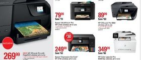 Staples Weekly Circular October 21 - October 27, 2018. Fall Printing Event!