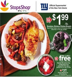 Stop & Shop Weekly Circular October 12 - October 18, 2018. Kraft Shredded Cheese on Sale!