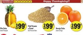 Cardenas Weekly Ad November 21 - Novembre 27, 2018. Fresh Cheese on Sale!