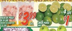 La Bonita Supermarkets Weekly Ad November 21 - November 27, 2018. Happy Thanksgiving!