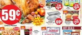 Marc's Weekly Ad November 7 – November 13, 2018. Spice Up Your Savings!