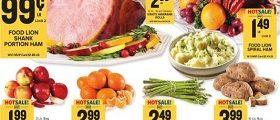 Food Lion Weekly Deals December 19 - December 24, 2018. Celebrate The Season!