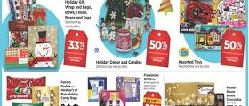 Rite Aid Weekly Circular December 9 - December 15, 2018. Holiday Décor and Candles on Sale!