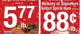Shaw's Weekly Ad December 14 - December 20, 2018. Happy Holidays!