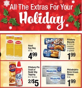 Shaw's Weekly Circular December 21 - December 27, 2018. Holiday Specials!
