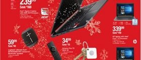 Staples Weekly Ad December 16 - December 22, 2018. Gifts For All!