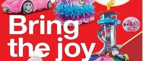 Target Weekly Ad December 9 - December 15, 2018. Gifts All Around!