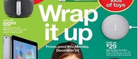Target Weekly Circular December 16 - December 22, 2018. Gifts For All!