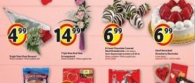 BI-LO Weekly Flyer January 5 - February 6, 2019. Valentine's Day Deals!