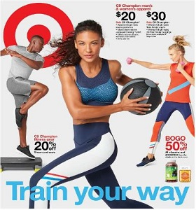 Target Weekly Ad January 6 - January 12, 2019. Train Your Way!