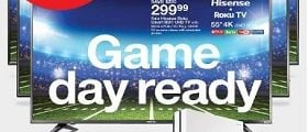 Target Weekly Circular January 20 - January 26, 2019. Game Day Ready!