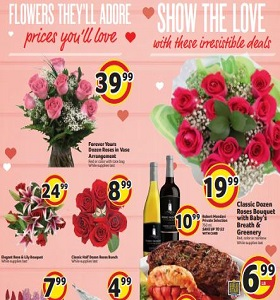 BI-LO Weekly Flyer February 13 - February 19, 2019. Valentine's Day Sale!