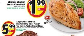 BI-LO Weekly Flyer February 27 - March 5, 2019. Cold Water Lobster Tail