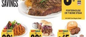 Food Lion Weekly Ad February 27 - March 5, 2019. Heating Up The Savings!