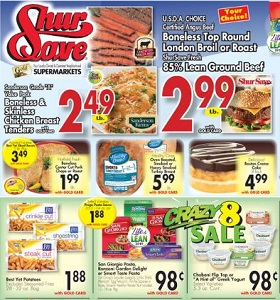 Gerrity's Weekly Circular February 3 - February 9, 2019. Crazy Sale!