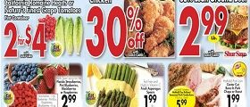 Gerrity's Weekly Circular February 24 - March 2, 2019. Sanderson Farms Chicken on Sale!