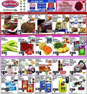 Key Food Weekly Flyer February 8 - February 14, 2019. Happy Valentine's Day!