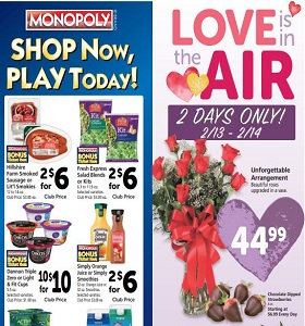 Safeway Weekly Flyer February 13 - February 19, 2019. Love Is In The Air!