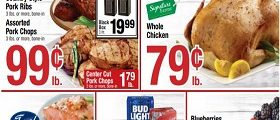 Shaw's Weekly Ad February 21 - February 27, 2019. Whole Chicken on Sale!