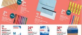 Staples Weekly Ad March 1 - March 7, 2019. Don't Miss These Steals!