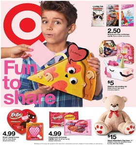 Target Weekly Ad February 3 - February 9, 2019. Fun To Share!