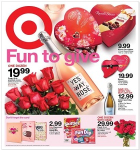Target Weekly Flyer February 10 - February 16, 2019. Love It All!