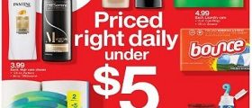 Target Weekly Circular February 17 - February 23, 2019. Priced Just Right!