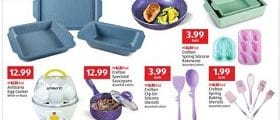 Aldi Weekly Ad April 3 - April 9, 2019. Crofton Speckled Bakeware