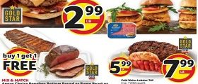 BI-LO Weekly Deals March 27 - April 2, 2019. Butterball 85% Lean Ground Turkey