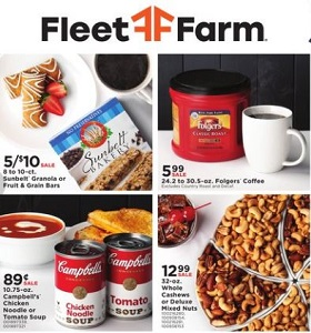 Fleet Farm Weekly Ad March 15 - March 23, 2019. Hand Picked Savings!