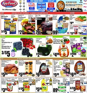 Key Food Weekly Ad March 8 - March 14, 2019. Shop & Score!