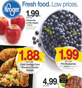 Kroger Weekly Flyer March 13 - March 19, 2019. Happy St. Patrick's Day!