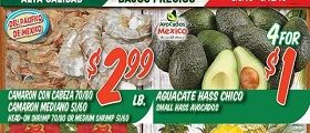 La Bonita Supermarkets Weekly Ad March 6 - March 12, 2019. Hass Avocados on Sale!
