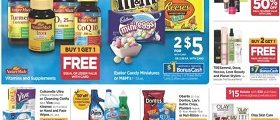 Rite Aid Weekly Ad March 3 - March 9, 2019. Stock Up & Save!