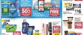 Rite Aid Weekly Circular March 17 - March 23, 2019. Buy More, Save More!