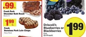 Save Mart Weekly Flyer March 20 - March 26, 2019. Pork Sale!