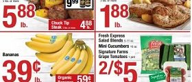 Shaw's Weekly Circular March 22 - March 28, 2019. First Of The Season BBQ Sale!