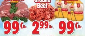 Western Beef Weekly Ad March 21 - March 27, 2019. Spring Savings!