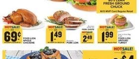 Food Lion Weekly Ad April 24 - April 30, 2019. Grill Up Savings!