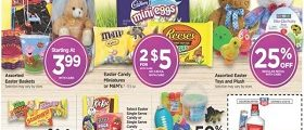 Rite Aid Weekly Ad April 14 - April 20, 2019. Stock Up For Easter!