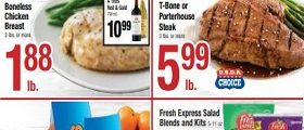 Shaw's Weekly Ad April 5 - April 11, 2019. Spring Into Savings!