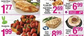 Shaw's Weekly Flyer April 19 - April 25, 2019. Happy Easter!