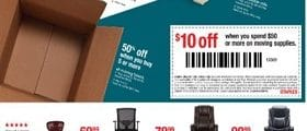 Staples Weekly Circular April 28 - May 4, 2019. Packed, Perfectly!
